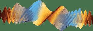 colourful waves delimiter   emmanuel van der meulen   Peace Evolution
