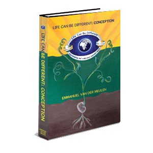 life can be different conception cover new | life can be different | Peace Evolution