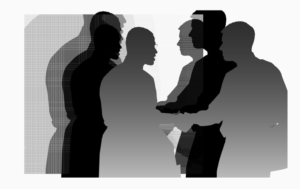silhouette of people shaking hands 300x189 1 | wordpress service | Peace Evolution