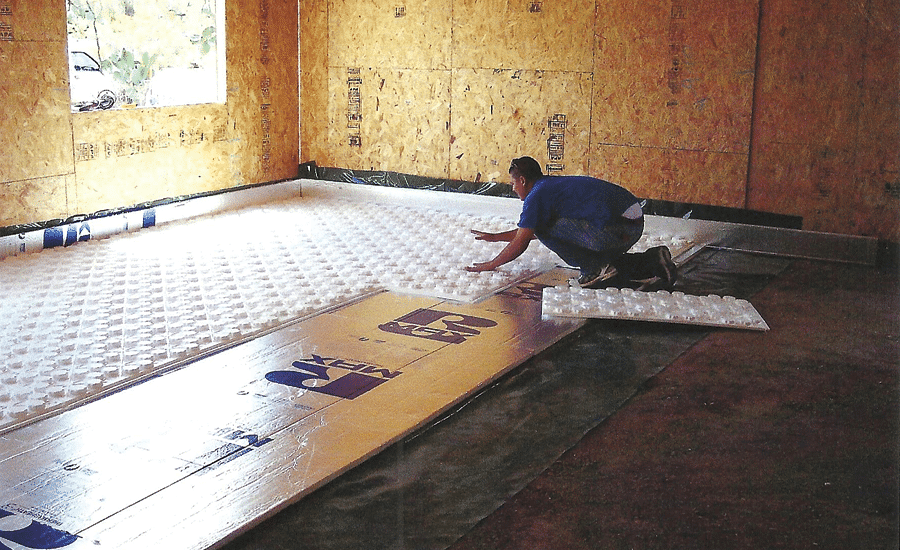hydronics radiant heating and cooling insulation | heating and cooling | Peace Evolution