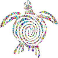 turtle colourful icon | producing added sugar | Peace Evolution