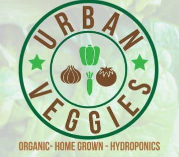 Urban Veggies Logo | Peace Evolution