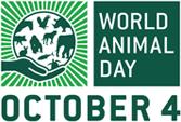 World Animal Day Logo | Peace Evolution
