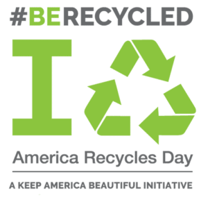america recycles day berecycled   Recycling day   Peace Evolution